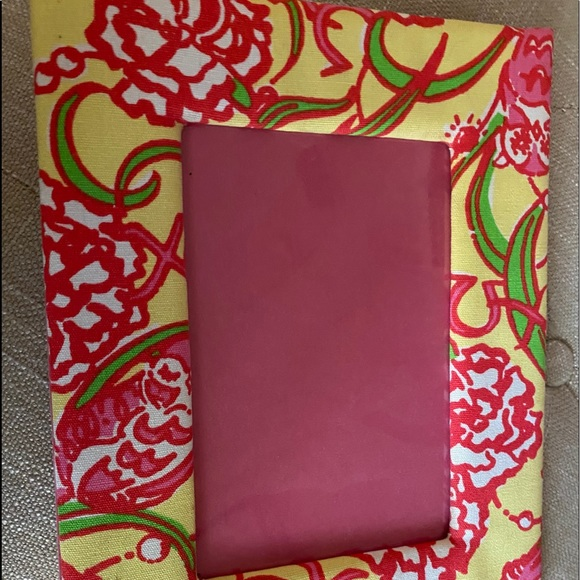 Lilly Pulitzer Chi Omega Picture Frame